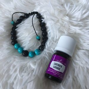 Essential Oil Aromatherapy Diffuser Bracelet